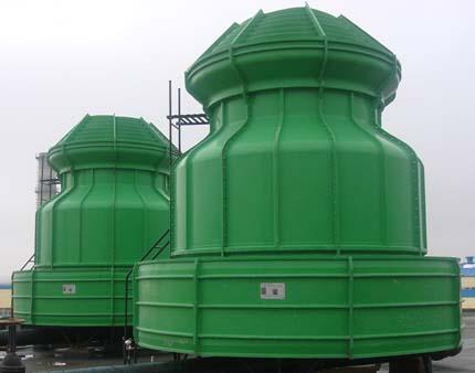 超低噪声型冷却塔